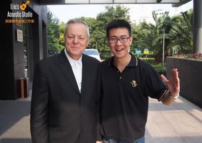 10月上海乐器展 & Tommy Emmanuel 演奏会