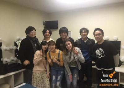 女指吉他高峰会昨日日本演出,猜猜观众有谁来了?