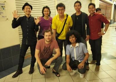 2013 马来西亚之行 – 音乐节篇